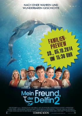 Familienpreview - Mein Freund der Delfin 2