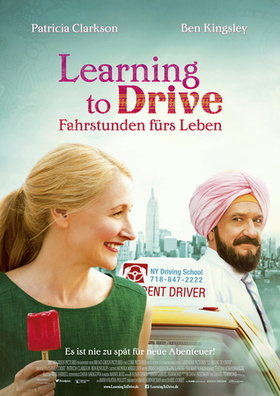 Ladies First: LEARNING TO DRIVE