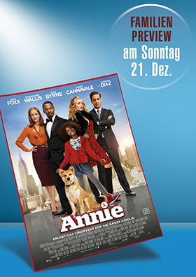 Familien-Preview: Annie