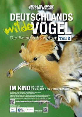 Regisseurbesuch zu DEUTSCHLANDS WILDE VÖGEL 2