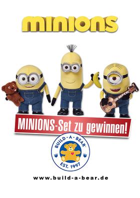 Minions-Gewinnspiel