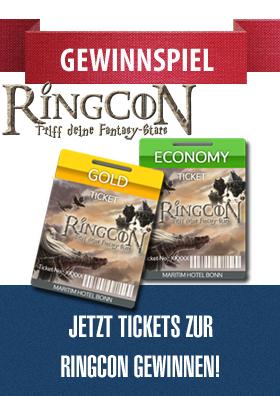 Triff Deine Fantasy-Stars auf der RingCon 2014