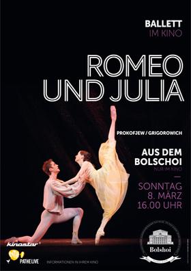 Bolshoi | Romeo & Julia 08.03.