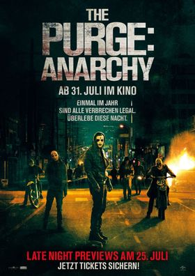 Preview: THE PURGE - ANARCHY