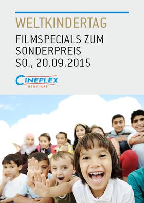 Weltkindertag im Kino