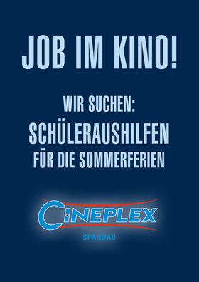 Job im Kino