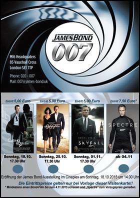 Die Bond Reihe