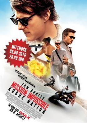 Preview: Mission Impossible - Rouge Nation
