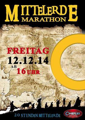 Mittelerde-Marathon im CINEPLEX