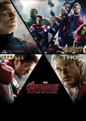 Marvel-Marathon