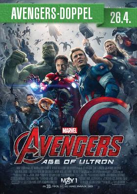 """""""Avengers""""-Doppel..."""