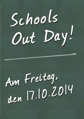 Scools Out Day