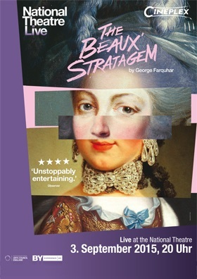 National Theatre London: The Beaux Strategem