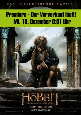 Vorverkauf Der Hobbit