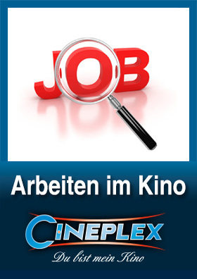 Arbeiten im Cineplex Baunatal