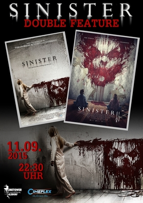 Sinister Double Feature