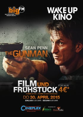 bigFM WakeUpKino: THE GUNMAN