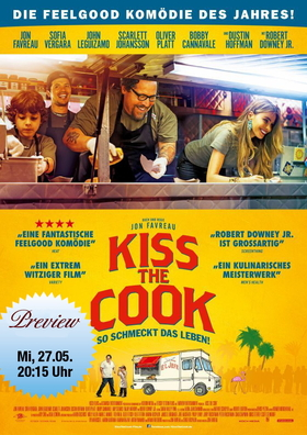 Preview: Kiss the Cook