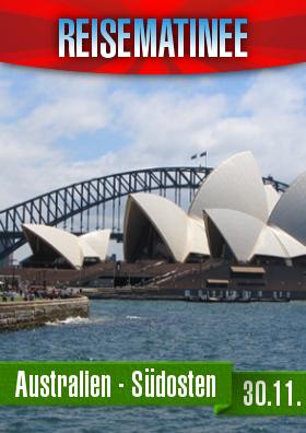 Von Sydney bis nach Kangaroo...