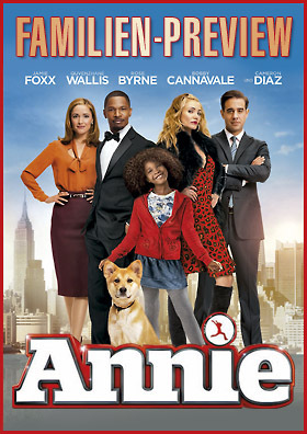 Familien-Preview: ANNIE