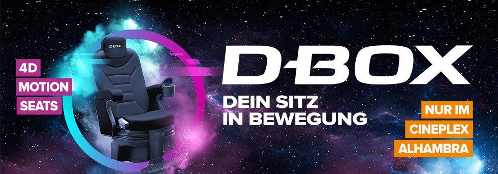 D-BOX (Dynamische Sitze)