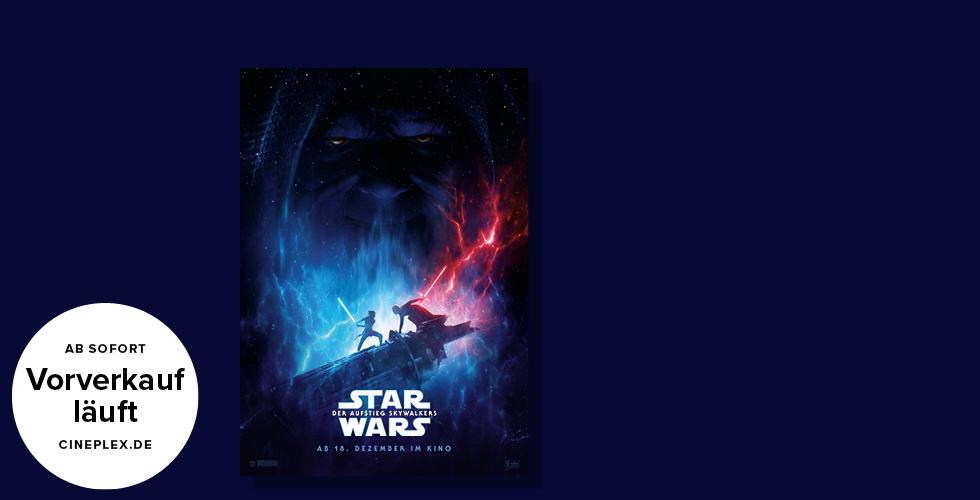 Vorverkauf: Star Wars: Der Aufstieg Skywalkers