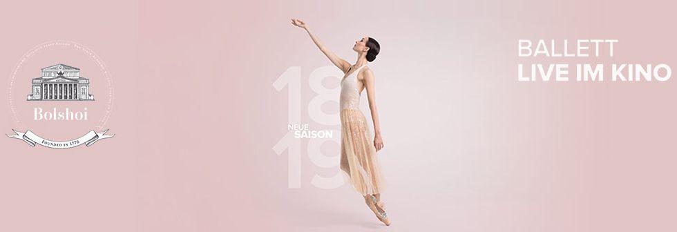 Ballett im Kino - Bolshoi / Moskau