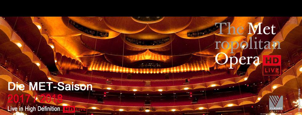 Metropolitan Opera Saison 2017/18