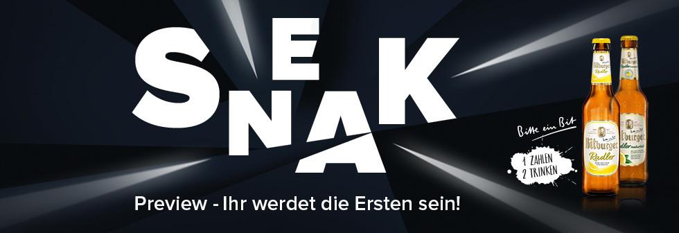 Sneak / Sneak OV