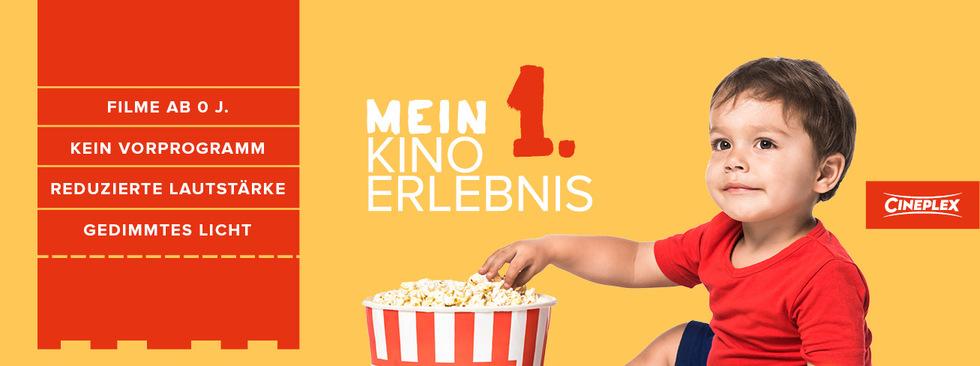 Mein erstes Kinoerlebnis