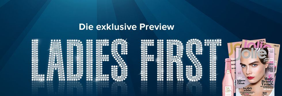 Ladies First Preview