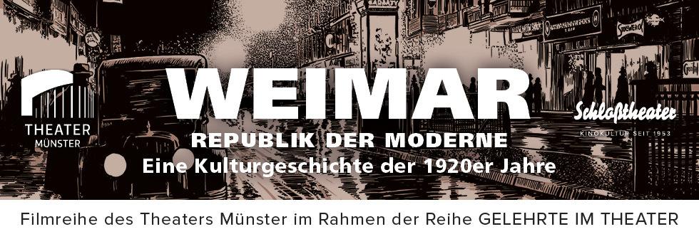 Weimar – Republik der Moderne