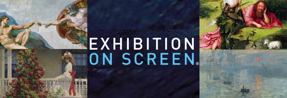 Exhibition on Screen - Kunst auf der Kinoleinwand