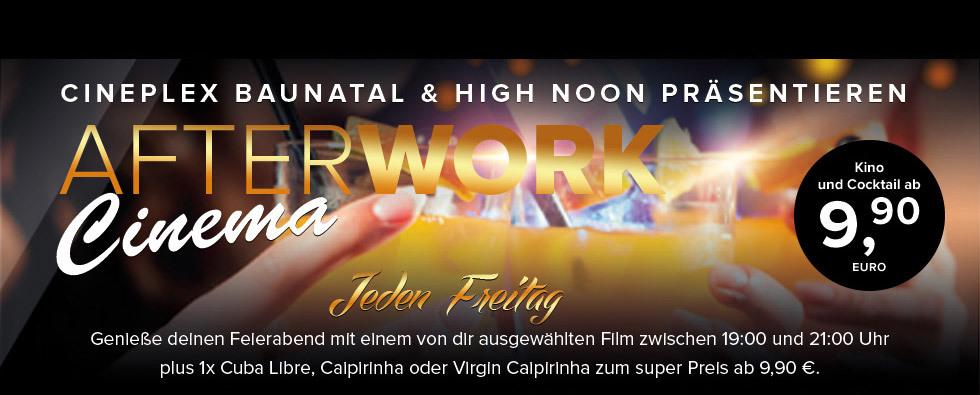 After Work Cinema