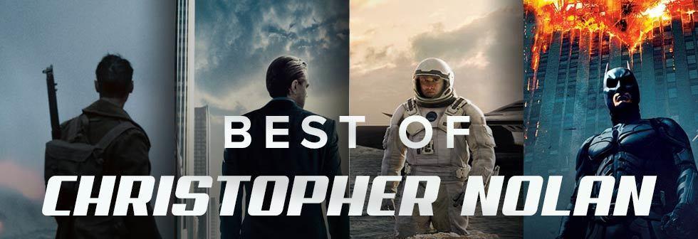 Best Of Christopher Nolan
