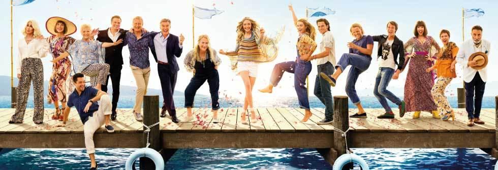 Vorverkauf: Mamma Mia: Here We Go Again!