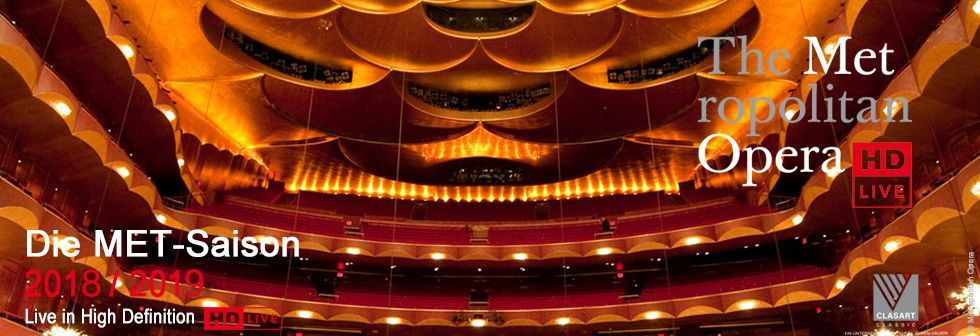 Metropolitan Opera 2018/19
