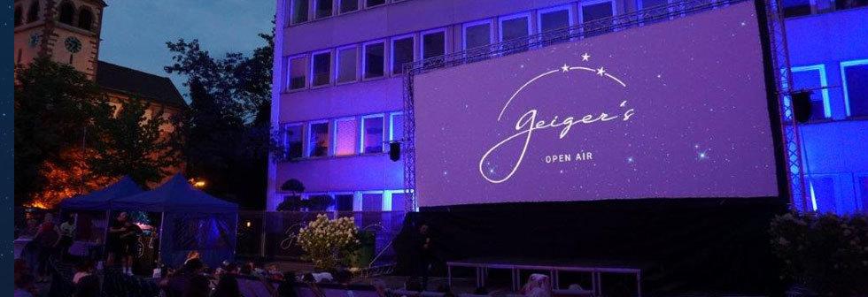 Geiger`s Open Air