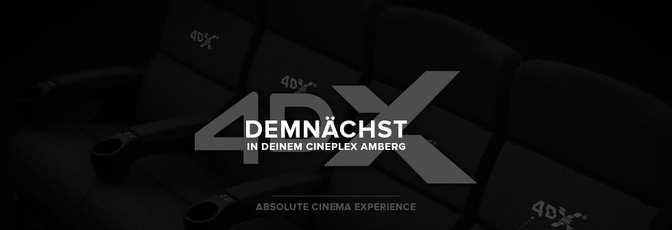 4DX - Absolute Cinema Experience
