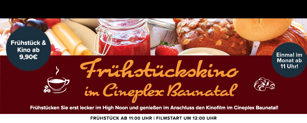 Frühstückskino