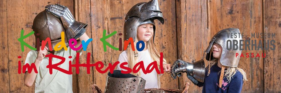 KinderKino im Rittersaal