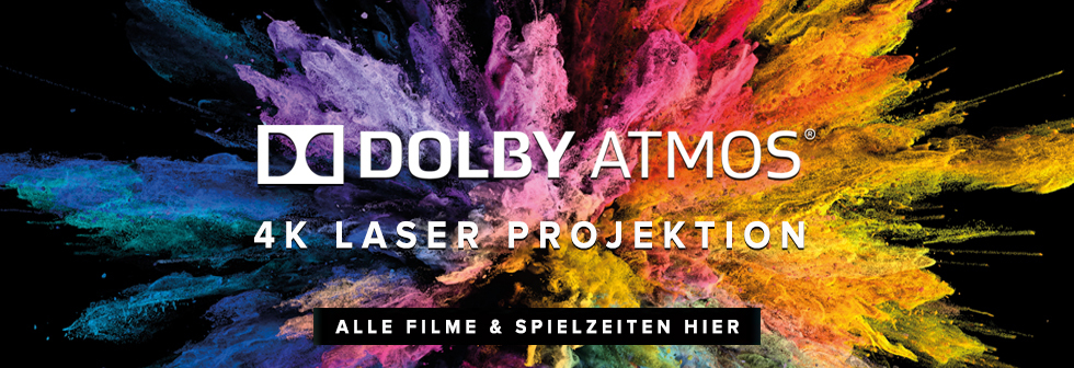 Dolby Atmos - Sachsens größte Leinwand