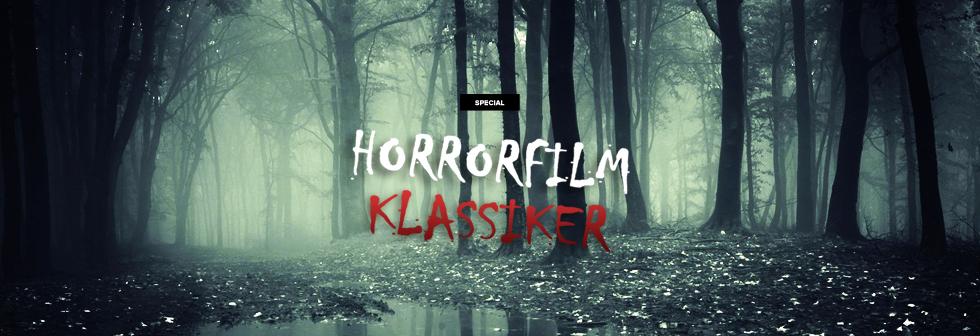 Kult-Special: Horrorfilm-Klassiker