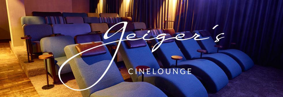Geiger's Cinelounge