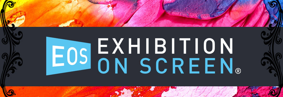 Exhibition on Screen - Kunst auf der Leinwand