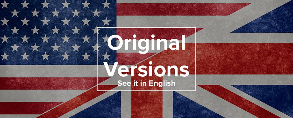 Englische Filme in OV
