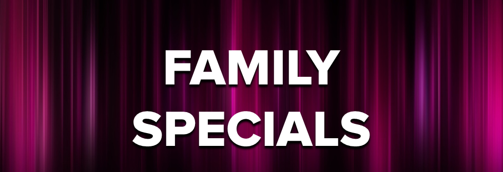 Previews & Specials Family